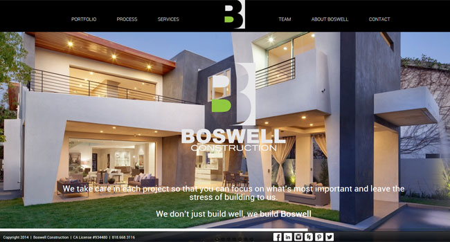 Boswell Construction